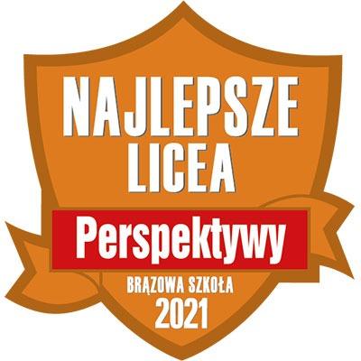 """TYTUŁ """"BRĄZOWEJ SZKOŁY 2021"""""""